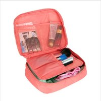 Wholesale Make Up Trip - Wholesale- Necessarie Beautician Vanity Necessaire Trip Beauty Women Travel Toiletry Kit Make Up Makeup Case Cosmetic Bag Organizer Pouch