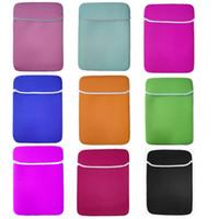 """Wholesale Sleeve Inner Wholesale - Macbook Sleeve Laptop bag Neoprene Sleeve Air Pro Soft Case Cover Bag Notebook 11"""" 12"""" 13"""" 15"""" 15.6"""" inner bag"""