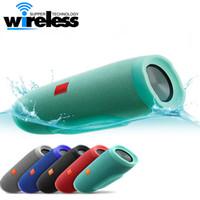 battery bluetooth speaker achat en gros de-haut-parleurs bluetooth sans fil portable universel Subwoofer extérieur étanche Haut-parleur intégré 2400mAh batterie rechargeable pour pc smartphone