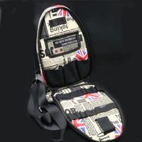 omuz taşıma çantası toptan satış-E-Sigaralar Omuz Taşıma çantası Buhar Cep E Çiğ Durumda DIY Aracı multi-fonksiyonel Alet kiti Çantası DHL Ücretsiz