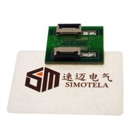 Wholesale Extension Boards - 10 Pin 0.5mm FPC FFC PCB connector socket adapter board,flat cable extend for LCD screen interface