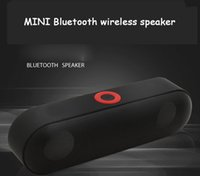 Wholesale Cool Phones Cheap - Cheap cool stereo bluetooth speakers for sale support TF small memory card FM radio function bluetooth computer speakers free of shipping