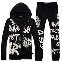 Wholesale Hooded Skeleton - New Arrival Love's Ed hardy Casual Tracksuits   ED Sports Casual Set   ED HARDY Men's Love Skeleton Camouflage Set