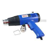 Wholesale Thermostat Gun - Digital handheld hot air gun, welding gun adjustable thermostat heat gun BST-8016 free shipping MYY