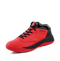 Wholesale Korean Ankle Boots Free Shipping - Free Shipping 2016 Summer New Men's Basketball Shoes Cushioning Outdoor Ankle Boots Korean Fashion Breathable Traning Shoes