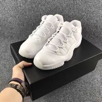 Wholesale Eur 43 - Air retro 11S GS HEIRESS top quality basketball shoes with originals box air 11S size eur 36-43 free shipping wholesale