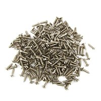 Wholesale Guitar Parts Wholesalers - Wholesale Free Shipping New Arrival High Quality Guitar Accessories & Parts 50pcs Guitar Bass Pickguard Scratch Plated Screws