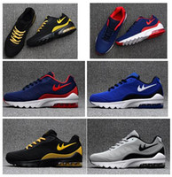 Wholesale New Boots For Men - 2017 Maxes 95 Wholesale Cheap New Running Shoes For Men,Mens Athletic Boots Maxes 95s OG Trainers Sports Boys, size us7-13 shoes