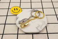Wholesale Molar Tooth Shape Dental Key Ring for Dental Gift