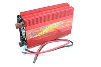 Wholesale 24 Dc Inverter - Wholesale- Good 1 pcs 2000w car power inverter DC 12 v   24 v TO AC 220 v power adapter charger family car boat modified sine wave invert