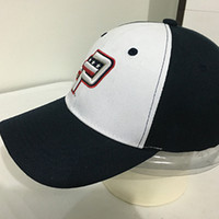 Wholesale Shop Wholesale Spring - New baseball cap adjustable caps unisex embroidered letter P baseball caps Support mixed batch free shopping