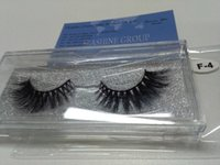 Wholesale Imported Hair - 10pairs 3D Lashes Silk False Eyelashes Luxury Import Korean Materials Hand Made Volume Lashes Popular Sale Eyelash Extensions