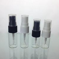 su püskürtme şişesi pompası toptan satış-7 ml 10 ml Atomizer Doldurulabilir Pompa Sprey Şişeleri Makyaj Şişe Parfüm Şişesi Aromatik Seyahat Su Şişeleri Boş koku Şişe