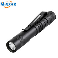 Q5 outdoor mini torch - LED Flashlight Portable Mini Penlight Q5 LM Torch Pocket Light Switch Modes for Outdoor Camping Light Lamp