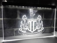 Wholesale Led Neon Light Sign - LD216w- newcastle united LED Neon Light Sign