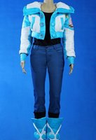 Wholesale Dramatical Murder Cosplay Costume - DRAMAtical Murder Seragaki Aoba cosplay costume includes 6 accessories