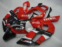partes del cuerpo del mercado de accesorios kawasaki ninja al por mayor-Envío gratuito Carenado para YAMAHA YR6ZF-R6 98 99 00 01 02 YZF-R6 YZF R6 1998 1999 2000 2001 2002 Profesional de la laca que hornea
