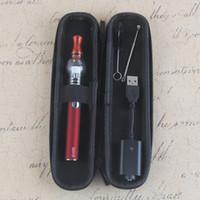 Wholesale China Ecig - Wax vaporizer starter kit h nail evod vape pen ecig dabber electronic cigarette cotton coil globe glass vaporizers china direct