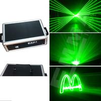 Wholesale Usa Source - Laser SD Card Program green Source ILDA 24 CH DMX Animation Projector Stage Lighting PRO DJ Show Scanner Lights