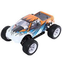 Wholesale Scale Rc Off Road Trucks - New Arrival HSP 94111 1   10 Scale 4WD 2.4GHz 70KMH RC Truck Bigfoot Off-road Vehicle with 3300KV Brush Motor for Children