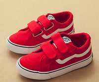 Wholesale children shoes rubber bottoms - New Children Shoes Boys Sport Shoes Antislip Rubber Bottom Toddler Kids Fashion Sneakers Comfortable Breathable European shoe size: 25-36