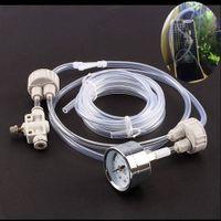 Wholesale Fish Water Controller - Aquarium DIY CO2 Generator System Kit with Pressure Air Flow Adjustment Water Plant Fish Tank Aquarium Co2 Valve