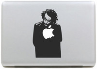 "Wholesale Skins For Macbook Pro Laptop - 2017 New Hot Originality Gouache T-shirt series Vinyl Decal Black Sticker Skin for Apple MacBook Pro Air 11"" 13"" 15"" Laptop Skins Sticker"