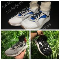 Wholesale Fabric Cleaning - 2017 With Box Mens And Women AW Run Clean Boost Shoes Core Black Solid Grey White Basketball Shoes Trainers Sneakers