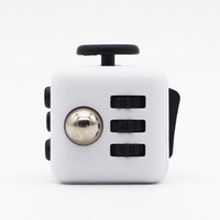 Wholesale 200PCS color New Fidget Cube The World s First American Decompression Anxiety Toys cm Free DHL