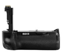 Wholesale Digital Battery Grip - Meike MK-7DII Vertical Battery GRIP for CANON EOS 7D MARK II 2 Digital SLR Camera
