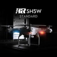 ingrosso telecamera di telecomando-Le novità drone 2MP fotocamera HR SH5W 4CH 6-Axis Wifi FPV telecamera Drones 2.4Ghz quadcopter aerei telecomando Mini