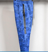 Wholesale fleece jogging pants - Branded High Quality tech fleece Casual Harem Sweatpants Sport Pants Trousers Sarouel Men Tracksuit Bottoms For Track Training Jogging