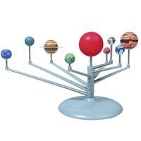 Wholesale Learning System Toys - Wholesale- DIY Scale Models Simulation Solar System Kid Toy Planetarium Assemble Learning Eductional Toys Montessori Aeromodelo Kids Gift