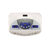 Wholesale ionic cleans - Dual Ionic Detox Foot Bath Spa foot Clean with MP3 music function Heavy Metal Removal etc
