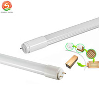 Wholesale G5 Free Shipping - 2016 wholesale T5 LED tube lights G5 1200mm 4FT SMD2835 20W 2400lm Super bright T5 led tubes AC 85-265V free shipping