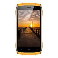 Wholesale Unlocked Waterproof Phones Dual Sim - 1pc dhl HOMTOM ZOJI Z7 Waterproof 4g lte phones MTK6737 Quad Core 5.0 inch Android Smartphones 2GB RAM 16GB ROM 8.0MP unlocked cell phones