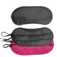Wholesale Professional Options - Goggles Eye Mask Shade Nap Cover Blindfold Travel Rest Professional Skin Health Care Treatment Sleep Variety Color Options