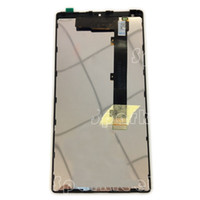 "Wholesale Chinese Replacement Phone Screens - 6.4"" LCD With Frame For Xiaomi Mi MIX LCD Display+Touch Screen Digitizer Assembly Replacement For Mi Concept Phone Repair Parts"