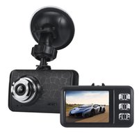 Wholesale High Definition Car Camcorder - V19 TFT Car DVR 1080*720P 2.4 Inch High Definition Wide Angle 120 Degree 500W Pixels Camcorder Video Recorder DVRs