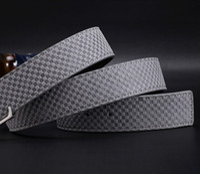 Wholesale Men Wide Leather Belt - Hot Mens Belt Luxury High Quality Designer Belts For Men And Women business belts with buckle for men free shipping