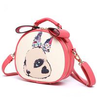Wholesale Animal Print Storage - Hot Fashion printing Shoulder Bag Cosmetic Bag New Women Makeup Organizer Storage Bag Case