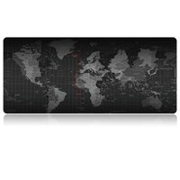 Wholesale padded laptop desk - XL Large Size World Map Speed Game Mouse Pad Laptop Gaming Mousepad Desk Mat New