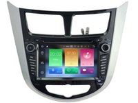 Wholesale Dvd For Hyundai Verna - Navirider 2GB ram 32gb ROM octa core Android 6.0 Car DVD player GPS for HYUNDAI VERNA ACCENT SOLARIS stereo head units DVR RADIO 3G GPS NAVI