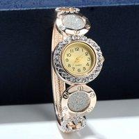 ingrosso gioielli popolari della corea del sud-Lan Ting decorato Giappone e Corea del Sud popolare moda braccialetto orologio personalità bella gioielli braccialetto bracciale lega br