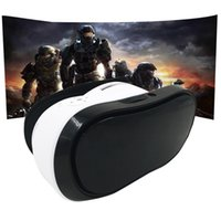 Wholesale Compatible Format - All in one VR Box Headsets Virtual Reality Glasses Mobile 3D Cinem Android 5.1 Wireless Wifi Bluetooth 1080P Full Format