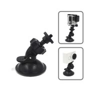 Wholesale Windshield Mini Sticker Holder for Gopro Suction Cup Car Sucker For SJ4000 Xiaomi yi K Eken H9 Camera for GoPro hero