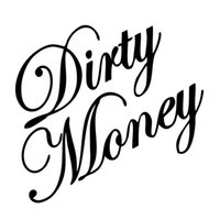 Wholesale Vinyl Money - New Style Car Styling For Dirty Money Vinyl Decal Personality Sticker Country Truck Car Accessories Decor