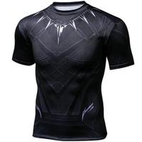 Wholesale Super Hero Shirts - Wolverine T shirt Wolf man short sleeve gown Super film hero tees Leisure printing clothing Unisex cotton Tshirt