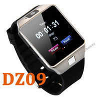 Wholesale Wholesale Mobile I Phone - DZ09 Smartwatch GT08 U8 A1 Bluetooth Wristbrand Android i Phone Smart SIM Intelligent Mobile Phone Sleep State Smartwatch Newest iwatch