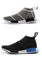 Wholesale Low Cut Socks Black - 2017 NMD CS1 PK Runner City Sock Nmd Cs1 CS 1 Men Women Running Shoes City Sock Cs1 Primeknit Sports Sneakers size36-44